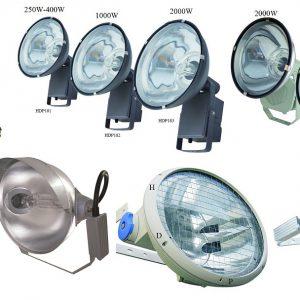 Đèn chiếu sáng sân golf 1500w